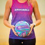 Erin Bell Netball
