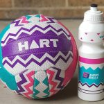Free drink bottle with any netball purchase